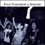 Shinobu - Four Tomorrow split 7-inch