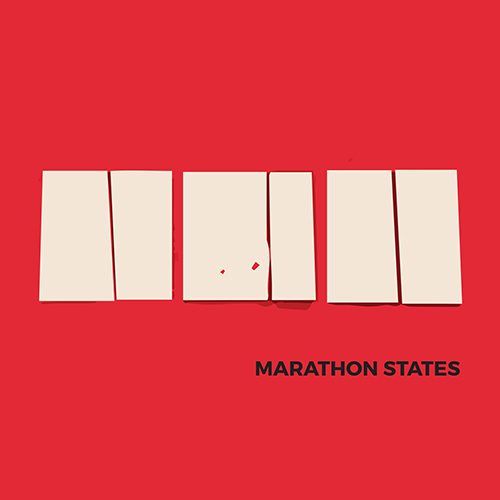 Marathon States - I Want A Warning cover